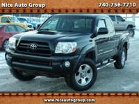 Options:  2005 Toyota Tacoma Base|Check Out This Nice