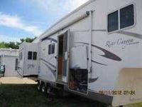 2005 Travel Supreme River Canyon 5th Wheel in EXCELLENT