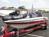 Up for sale is a 2005 Triton TR-186 SC limited edition