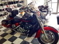 We've got a 2005 Yamaha Royal Star Tour 1300 for sale.