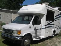 Pretty nice unit for the year and the millage...2005 @
