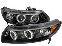 FOR SALE 2006-10 HONDA CIVIC LED HALO PROJECTOR
