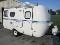 Almost New 2006 Scamp 16' Features include Largest