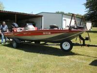 Kind of Boat: Fishing Year: 2006 Make: Tracker Model: