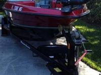 Type of Boat: Bass Boat Year: 2006 Make: Triton Model:
