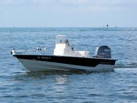 This 2006 19' Pathfinder Center Console powered by a