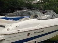 Description: 2006 Mariah SX19 Bow Cyclist Boat and