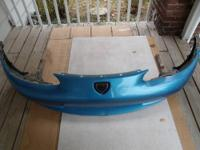 front bumper, was on a 2009 Dodge 2500, not dented or