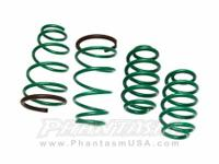 Tein High.Tech Luxury Master springs utilize the latest