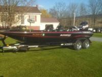 , if YOU ARE LOOKING FOR A TOURNMANT READY BASS BOAT
