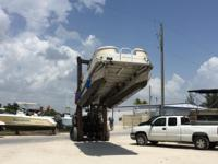 2006 25' Sun Tracker Party Barge Pontoon Boat (Regengy