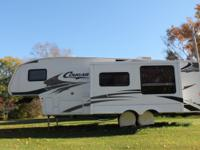 Less than 2000 road miles Polar package sleeps 4 AC