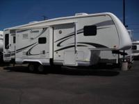 2006-MODEL 29KSRE-NEWMAR CYPRESS 5TH WHEEL WITH 3