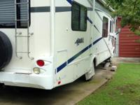 This  rv Only has 22,000 miles on it.