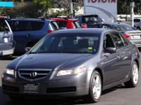 4D Sedan, 3.2L V6 SOHC VTEC 24V, 5-Speed Automatic,