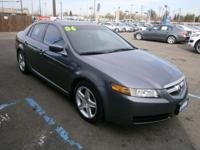 MY MY MY!! Come check out this GREAT TL!! 3.2L V6!! Few