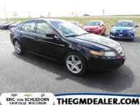 Come see this 2006 Acura TL w/Sunroof HtdMemLthr before