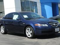 FUEL EFFICIENT 29 MPG Hwy/20 MPG City! Royal Blue Pearl