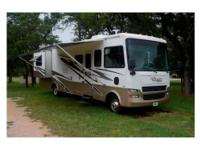 2006 Tiffin Motorhomes Allegro Open Road 32BA, An above