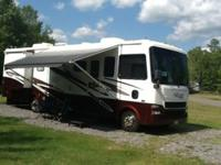 Length: 36 feet Year: 2006 Make: Allegro Model: Open