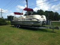 2006 Alohoa Pontoon Boat suggested list price 90,590.