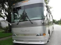 This is a 2 owner coach that is absolutely stunning!