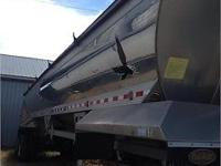 2006 Alumatech end dump trailer for sale in Rushville,