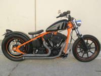 2006 AMC TRACKER / BOBBER PRO-BUILT-ALL HARLEY