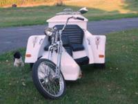 2006 Custom Trike with Harley Davidson Springer Front