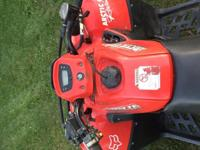 '06 Arctic Cat 250cc. Runs good. New battery. Very