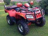 For Sale: 2006 Arctic Cat 650 V-twin 4x4!! Custom