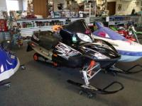 06 Arctic Cat ST660 trail sled 4-stroke, turbo charged,