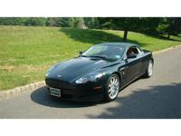 Aston Martin DB9 Volante - Standard Manual Transmission