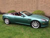 Make : Aston Martin Model : DB9 Engine : 5.9 Mileage :