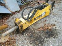 2006 Atlas Copco MB1000 ATLAS COPCO MB1000 NICE 1-OWNER
