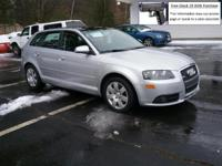NADA Value: $10,525 This A3 has a sporty look and feel