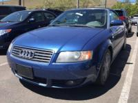 Check out this 2006 Audi A4 1.8T. Its Variable