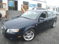***CARFAX ONE OWNER, Quattro (AWD), Leather, Moonroof,