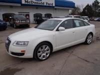 Quattro AWD, Moonroof, Bose Surround Sound, Heated