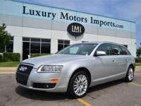 This 2006 Audi A6 3.2 Avant quattro AWD Wagon features