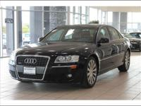 Options:  2006 Audi A8 All Car Loans Maybe Subject To A