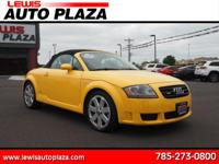 Options:  2006 Audi Tt 250Hp Quattro|Awd 250Hp Quattro