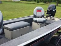 I'm selling a completely restored 2006 PanFish-17 in