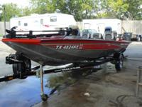 Manufacturer: Bass Tracker Model Year: 2006 Model: Pro