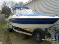 2006 Bayliner 185 Bowrider, powered with a 3.0 liter