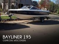 2006 Bayliner 195 - Stock #074740 -