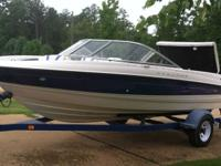 - Stock #67842 - The Bayliner 195 Bowrider, with it's