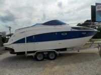 2006 Bayliner Cab in Cruise Boat Sharp ~ Sporty ~ Ready
