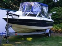 2006 Bayliner Classic Runabout Series 194SF. 2006