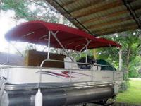 All Bennington pontoon boats are certified by the